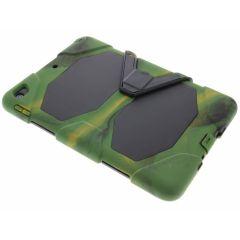 Army Extreme Cover Protezione iPad (2017) / (2018) - Verde