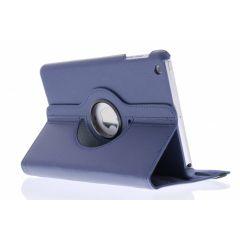 Custodia a Libro Girevole 360° iPad Mini / 2 / 3 - Blu