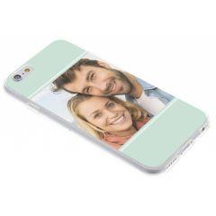 Cover Flessibile Personalizzate iPhone 6 / 6s - Trasparente