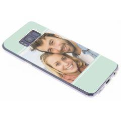 Cover Flessibile Personalizzate Samsung Galaxy S8 - Trasparente