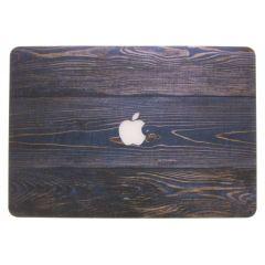 Custodia Rigida Design Macbook Pro 15 inch Retina - A1398 - Blue Wood