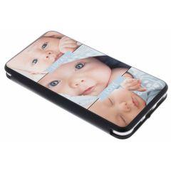 Custiodia Personalizzate (unilaterale) Huawei P8 Lite (2017) - Nero