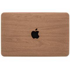 Custodia Rigida Design Macbook Pro 15 inch Retina - A1398 - Light Brown Wood