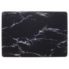 Custodia Rigida Design Macbook Pro 15 inch (2016-2019) A1707 - A1990 - Black Marble