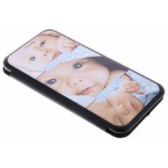 Custiodia Personalizzate (unilaterale) Huawei P Smart - Nero