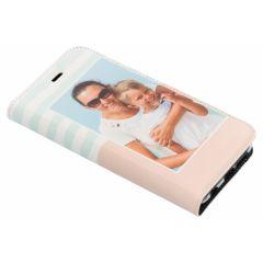 Custodia Portafoglio Personalizzate Huawei P20 Lite - Bianco