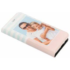 Custodia Portafoglio Personalizzate Samsung Galaxy J6 - Bianco
