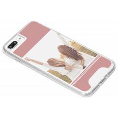 Cover Rigida Personalizzate iPhone 7 Plus / 8 plus - Trasparente