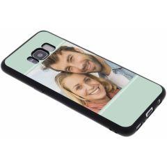 Cover Flessibile Personalizzate Samsung Galaxy S8 - Nero