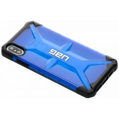 UAG Plasma Cover iPhone Xs Max - Blu