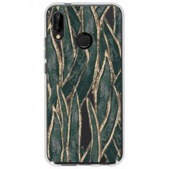 Cover Design Huawei P20 Lite - Wild Leaves