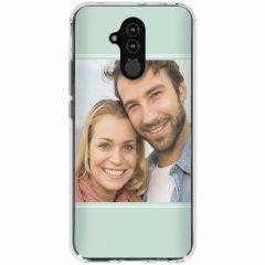 Cover Flessibile Personalizzate Huawei Mate 20 Lite - Trasparente