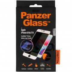 "PanzerGlass CamSliderâ""¢ Pellicola Protettiva Privacy iPhone 8 / 7 / 6s / 6 - Wit"