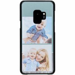 Cover Rigida Personalizzate Samsung Galaxy S9 - Nero