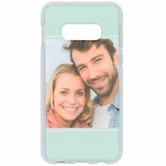 Cover Flessibile Personalizzate Samsung Galaxy S10e - Trasparente