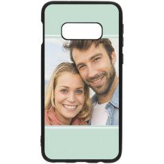 Cover Flessibile Personalizzate Samsung Galaxy S10e - Nero