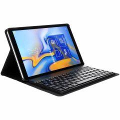 Custodia a libro con tastiera Bluetooth per Samsung Galaxy Tab A 10.5 (2018)