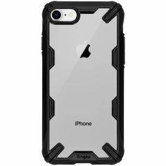 Ringke Fusion X Cover iPhone SE (2020) / 8 / 7 - Nero