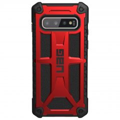 UAG Monarch Cover Samsung Galaxy S10 - Rosso