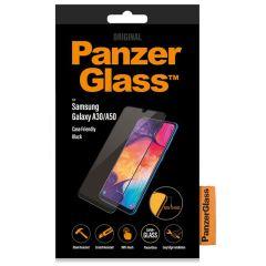 PanzerGlass Pellicola Protettiva Compatibile con la Custodia Samsung Galaxy A30(s) / A50(s) / M21 - Nero