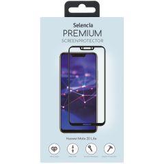 Selencia Pellicola Protettiva Premium in Vetro Temperato Huawei Mate 20 Lite