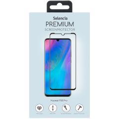 Selencia Pellicola Protettiva Premium in Vetro Temperato Huawei P30 Pro - Nero