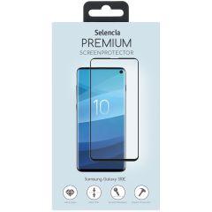 Selencia Pellicola Protettiva Premium in Vetro Temperato Samsung Galaxy S10e