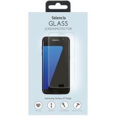 Selencia Pellicola Protettiva in Vetro Temperato Samsung Galaxy S7 Edge