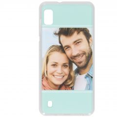 Cover Flessibile Personalizzate Samsung Galaxy A10 - Trasparente