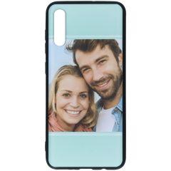 Cover Flessibile Personalizzate Samsung Galaxy A70 - Nero