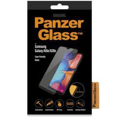 PanzerGlass Pellicola Protettiva Compatibile con la Custodia Samsung Galaxy A20e - Nero