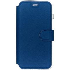 Accezz Xtreme Custodia Portafoglio iPhone 8 Plus / 7 Plus - Blu scuro