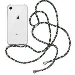 iMoshion Cover con Cordino iPhone Xr - Trasparente