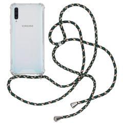 iMoshion Cover con Cordino Samsung Galaxy A50 / A30s - Trasparente