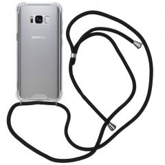 iMoshion Cover con Cordino Samsung Galaxy S8 - Trasparente