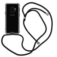 iMoshion Cover con Cordino Samsung Galaxy S9 - Trasparente