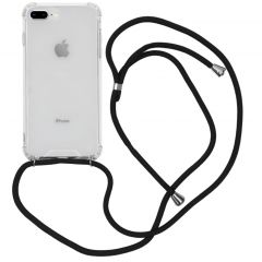 iMoshion Cover con Cordino iPhone 8 Plus / 7 Plus - Trasparente