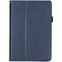 Custodia a Libro Effen iPad mini (2019) / iPad Mini 4 - Blu scuro