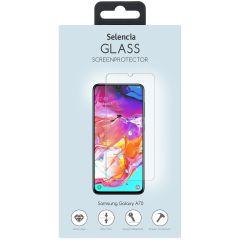 Selencia Pellicola Protettiva in Vetro Temperato Samsung Galaxy A70
