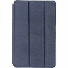 iMoshion Custodia a Libro de Luxe Samsung Galaxy Tab A 10.5 (2018) - Blu scuro