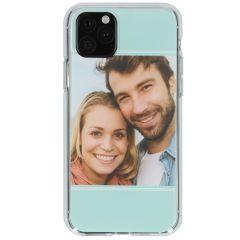 Cover Flessibile Personalizzate iPhone 11 Pro Max - Trasparente