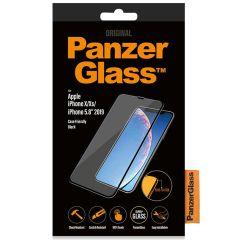PanzerGlass Pellicola Protettiva Compatibile con la Custodia iPhone 11 Pro / Xs / X - Nero
