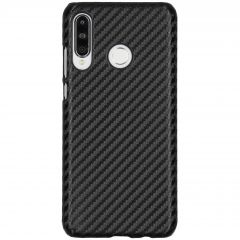 Cover in Carbonio Huawei P30 Lite - Nero