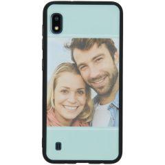 Cover Flessibile Personalizzate Samsung Galaxy A10 - Nero