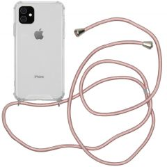 iMoshion Cover con Cordino iPhone 11 - Trasparente