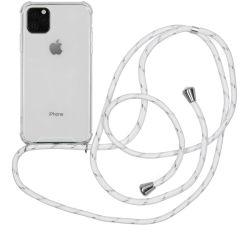 iMoshion Cover con Cordino iPhone 11 Pro Max - Trasparente