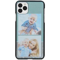 Cover Rigida Personalizzate iPhone 11 Pro Max - Nero