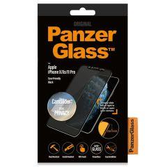 """PanzerGlass CamSliderâ""""¢ Pellicola Protettiva Privacy iPhone 11 Pro / Xs / X"""