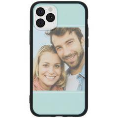 Cover Flessibile Personalizzate iPhone 11 Pro - Nero