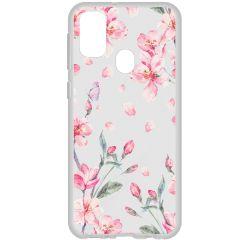 Cover Design Samsung Galaxy M30s / M21 - Blossom Watercolor